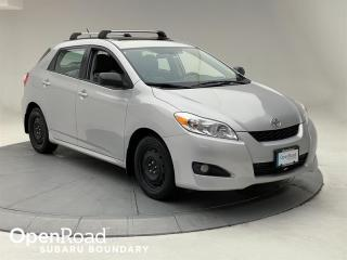 2012 Toyota Matrix FWD 5M