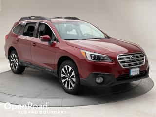 2017 Subaru Outback 2.5i Limited w/Eyesight
