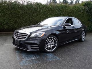 2018 Mercedes-Benz S560 4MATIC Sedan (SWB)