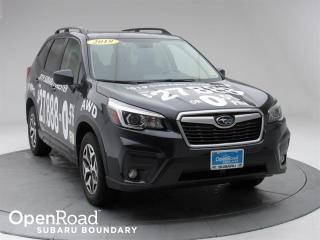 2019 Subaru Forester Touring w/Eyesight