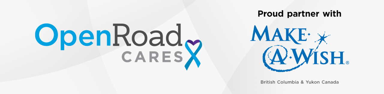 OpenRoad Cares Program by OpenRoad Auto Group