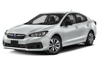 2021 Subaru Impreza 4-door Manual Convenience