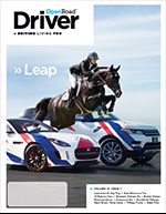 OpenRoad Driver Magazine - 2016